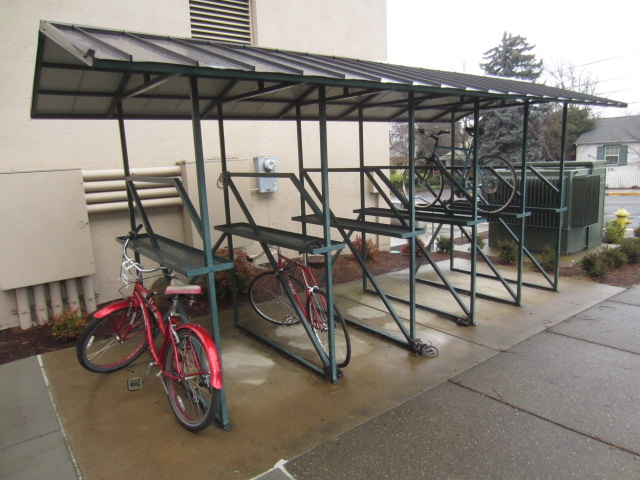 Covered Bike Storage : Horse gulch archive photo essay scenes from