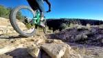 drop at rock quarry